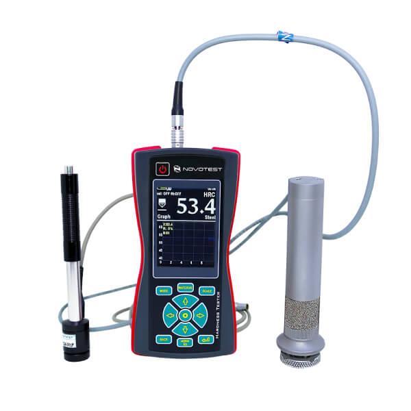 Máy đo độ cứng kiểu siêu âm và tác động Novotest T-UD3_0