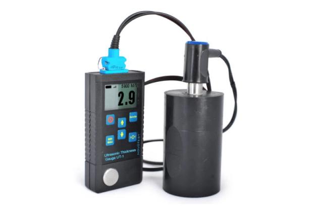 Máy đo độ dày bằng phương pháp siêu âm Novotest UT-1
