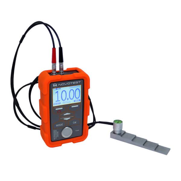 Máy đo độ dày bằng phương pháp siêu âm Novotest UT-1M_0