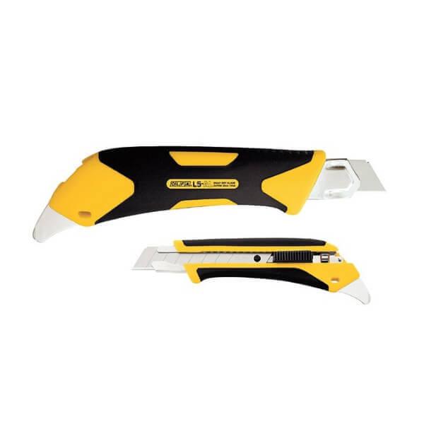 Dao cắt kỹ thuật OLFA L5-AL cắt nặng_0