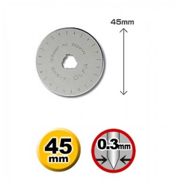 Lưỡi dao cắt tròn 45mm tungsten_2