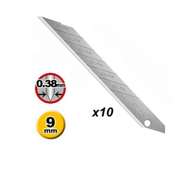 Lưỡi dao trổ bẻ được OLFA SAB-10B_2