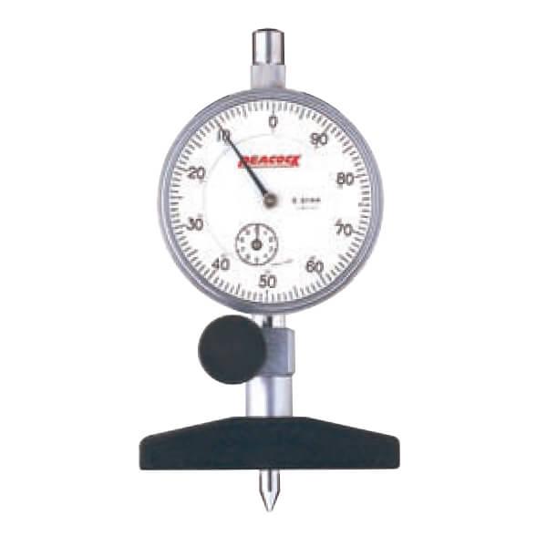 Đồng hồ đo sâu Peacock T Series_0