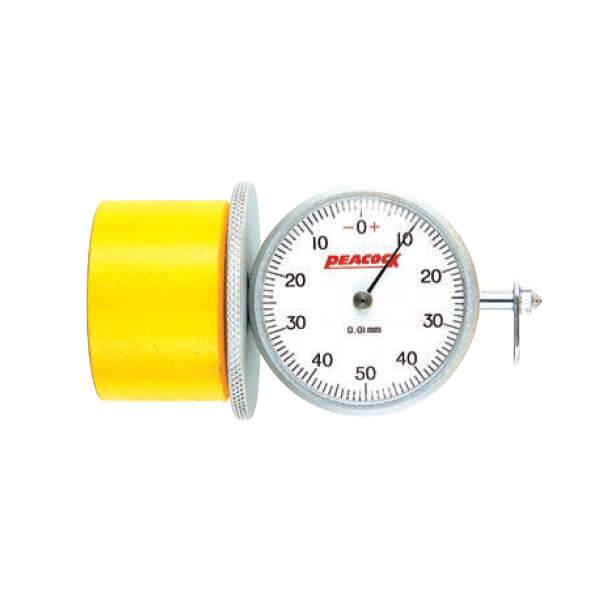 Đồng hồ đo lỗ trong Peacock U series_0