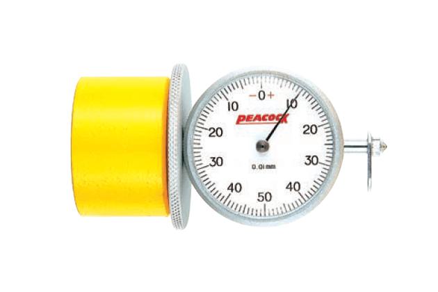 Đồng hồ đo lỗ trong Peacock U series