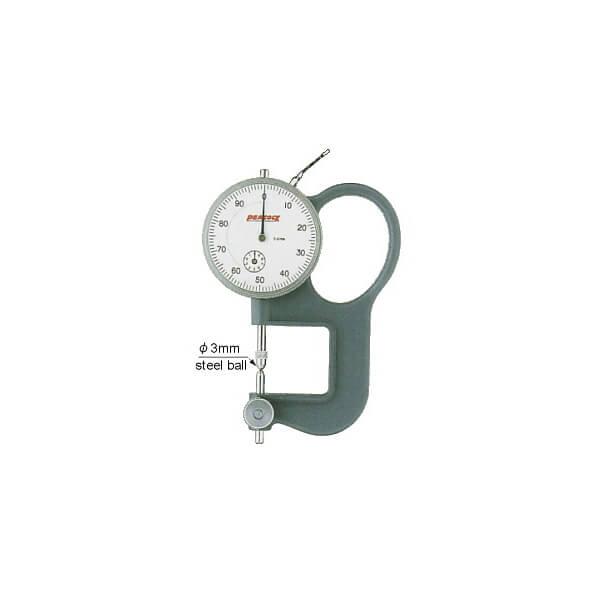 Đồng hồ đo độ dày thấu kính Peacock_0
