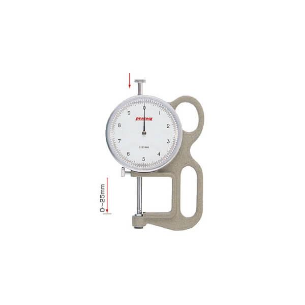 Đồng hồ đo độ dày (đo nhanh) Peacock_0