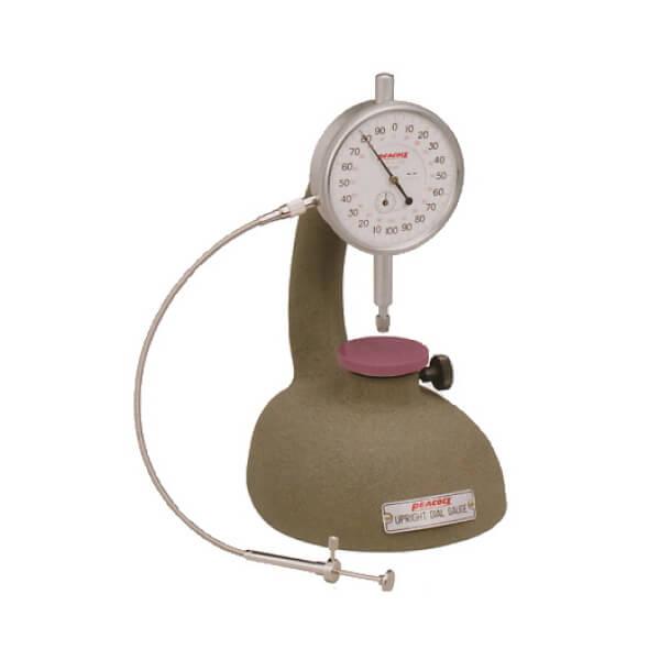 Thiết bị đo độ dày loại đồng hồ Peacock_0