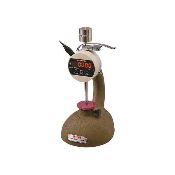 Thiết bị đo độ dày (Loại lực cố định) Peacock FFD_0