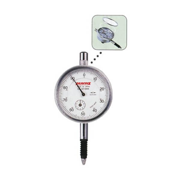 Đồng hồ so cơ khí loại tiêu chuẩn Peacock _3