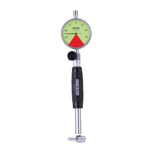Đồng hồ đo lỗ loại chân ngắn Peacock S Series_0