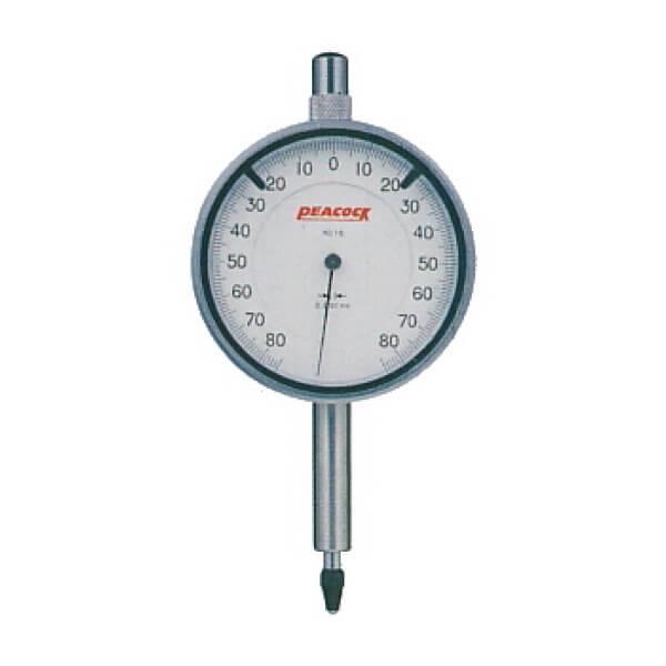 Đồng hồ so cơ khí một vòng đo Peacock Z series_2