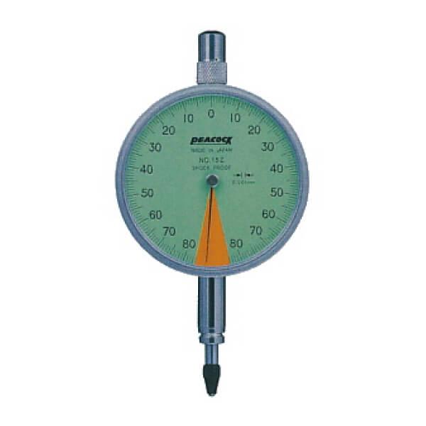 Đồng hồ so cơ khí một vòng đo Peacock Z series_6