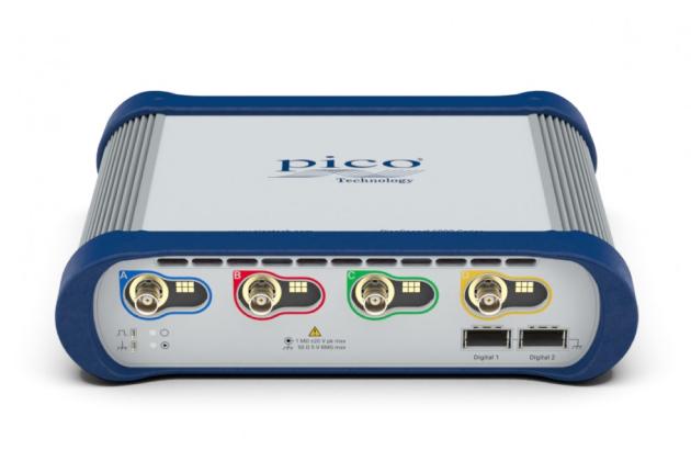 Máy hiện sóng Pico PicoScope 6426E 4 kênh, 1 GHz, 5 GS/s