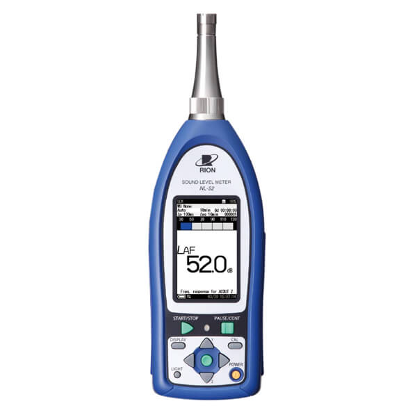Máy đo độ ồn Rion NL-42_2