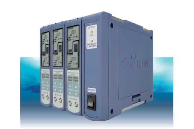 Bộ khuếch đại độ rung 2 kênh Rion UV-16