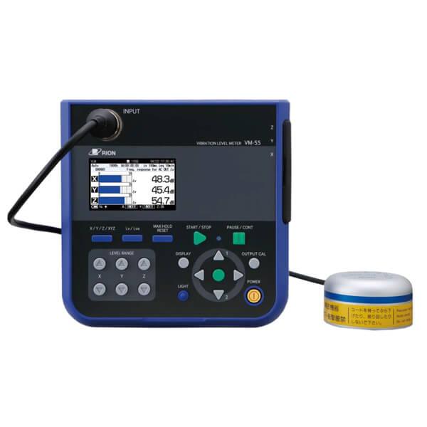 Máy đo độ rung Rion VM-55_2