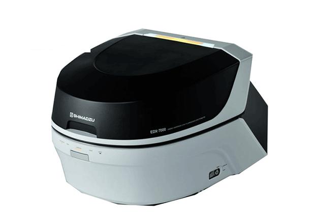 Quang phổ huỳnh quang tia X tán xạ năng lượng EDX-7000/8000/8100