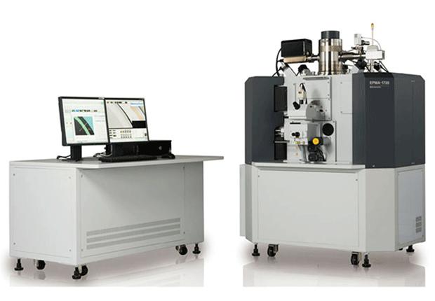 Máy phân tích vi mô đầu dò điện tử EPMA-1720