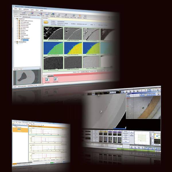 Máy phân tích vi mô đầu dò điện tử EPMA-1720_4