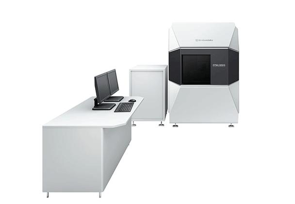 Máy phân tích vi mô đầu dò điện tử EPMA-8050G