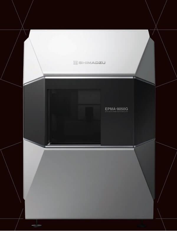 Máy phân tích vi mô đầu dò điện tử EPMA-8050G_3
