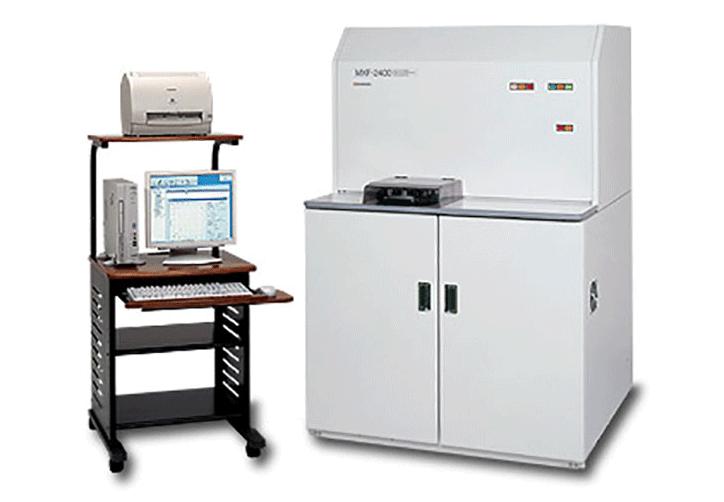 Quang phổ huỳnh quang tia X tán xạ bước sóng đa kênh MXF-2400