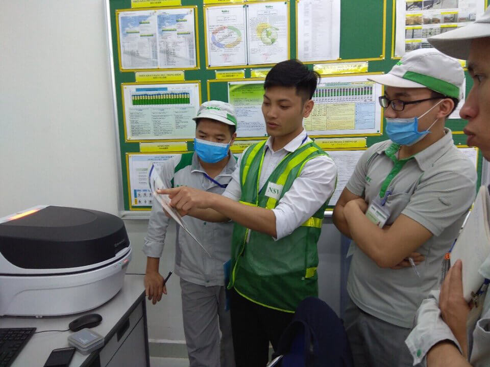 Dịch vụ đào tạo vận hành máy quang phổ huỳnh quang tia X SMZ-OTEDX_2