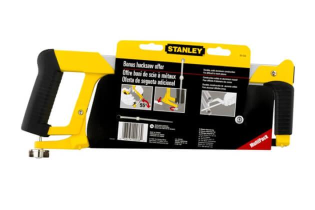 Bộ cưa sắt và cưa mini Stanley 20-036