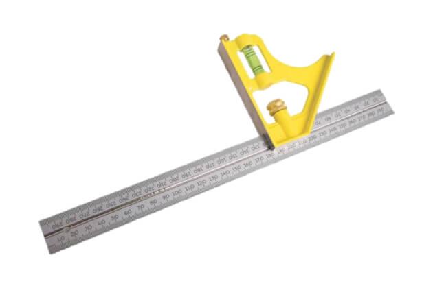 Thước thủy đo góc vuông Stanley 46-143