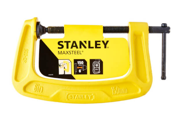 Cảo chữ C 8'' Stanley 83-036K