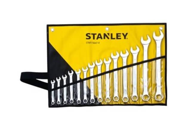 Bộ cờ lê vòng miệng 14 chi tiết Stanley 87-038-1