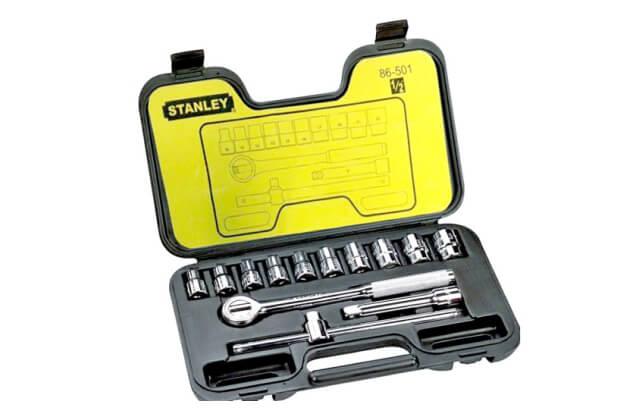 Bộ khẩu 35 chi tiết Stanley 89-033-1