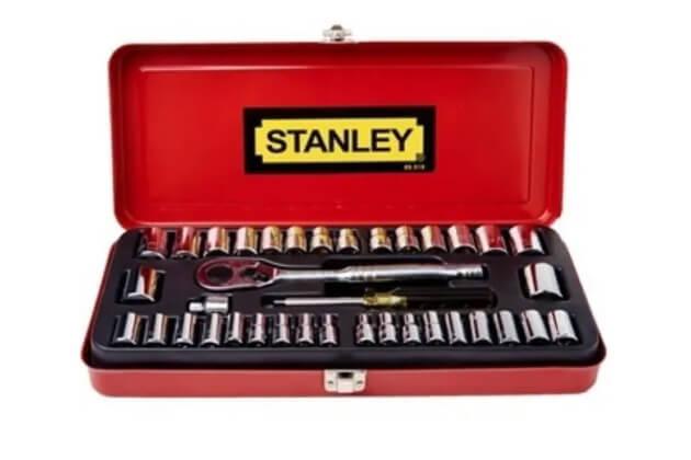 Bộ khẩu 37 chi tiết Stanley 89-518-1