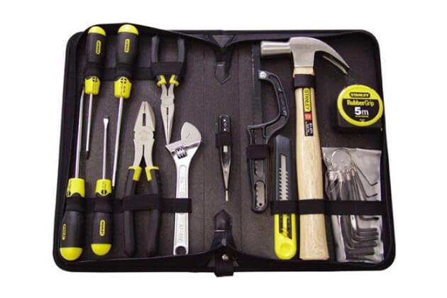 Bộ dụng cụ 22 chi tiết Stanley 92-010-23C