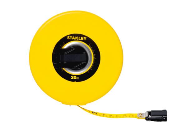 Thước dây sợi thuỷ tinh 20m Stanley STHT34296-8-01