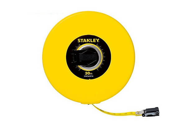 Thước dây sợi thuỷ tinh 30m Stanley STHT34297-8