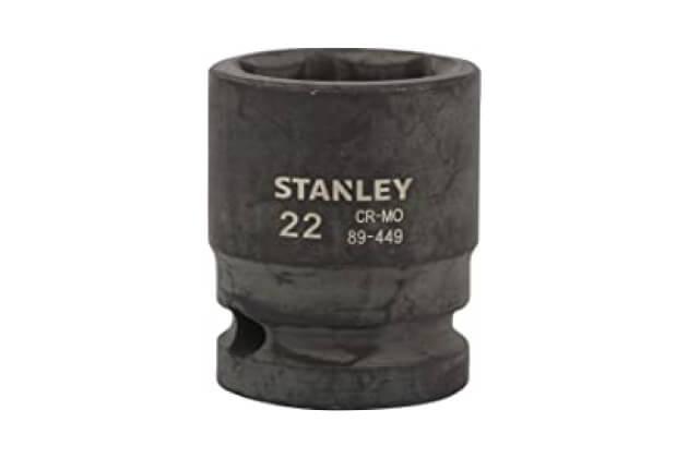 Đầu khẩu 1/2 inch 22mm Stanley STMT89449-8B