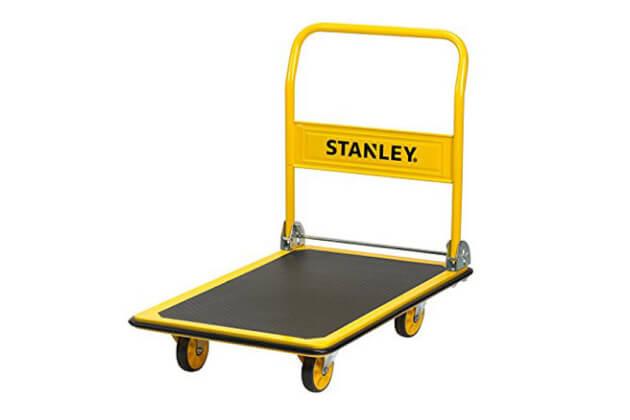 Xe đẩy hàng 4 bánh gấp gọn Stanley SXWTD-PC528