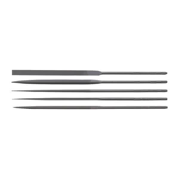 Bộ giũa dẹt chính xác 5 cái Tsubosan HI00553T_0