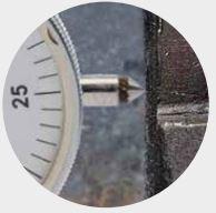 Panme đồng hồ kiểm tra trục khuỷu Feinmess Suhl 4400/4410