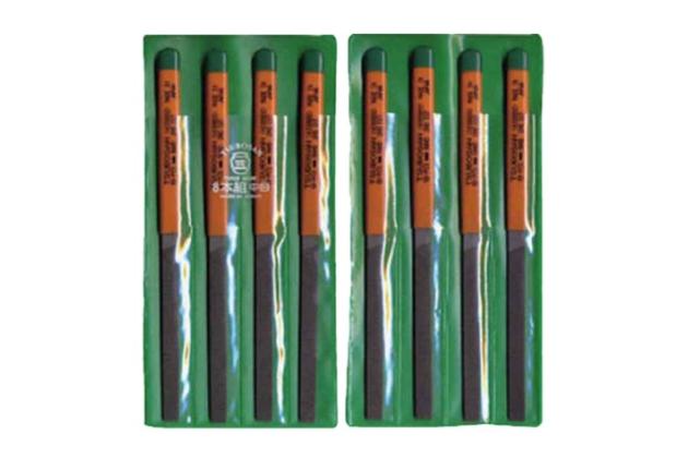Bộ giũa dẹt 8 cái Tsubosan