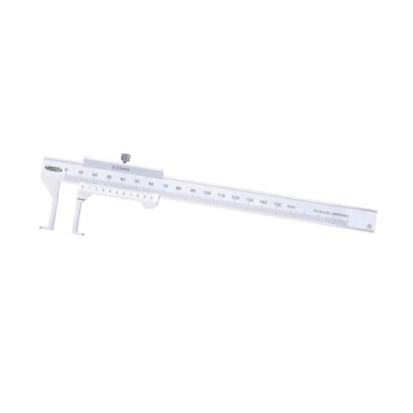 Thước kẹp cơ khí đo rãnh trong Insize 1262-150A