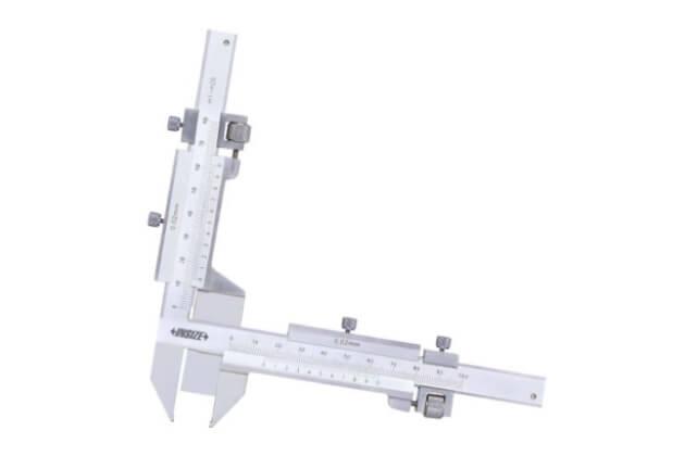 Thước kẹp cơ khí đo bánh răng Insize 1281-M26A