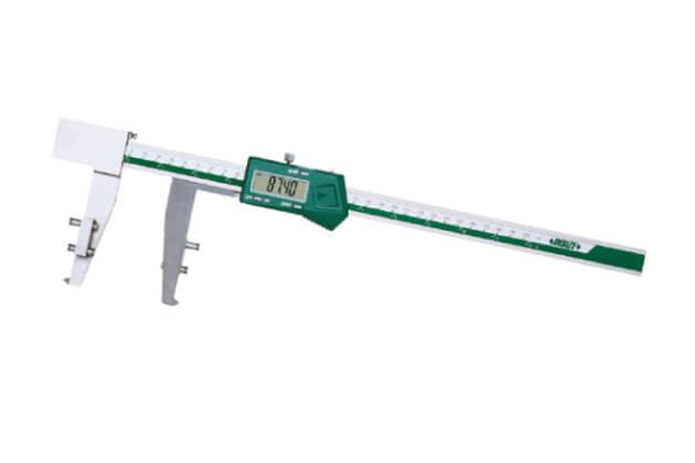 Thước kẹp điện tử đo phanh tang trống Insize 1538-300