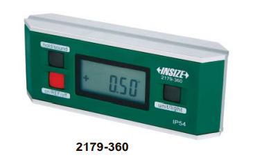 Thước thủy (nivo) điện tử đo độ dốc Insize 2179