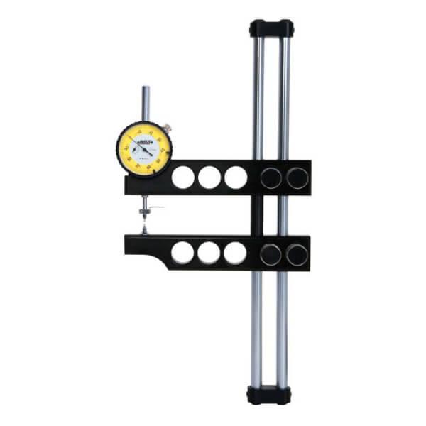 Đồng hồ đo ren côn ngoài Insize 2230