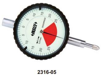 Đồng hồ so cơ khí một vòng Insize 2316