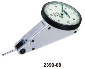 Đồng hồ so chân gập loại mặt nghiêng Insize 2399