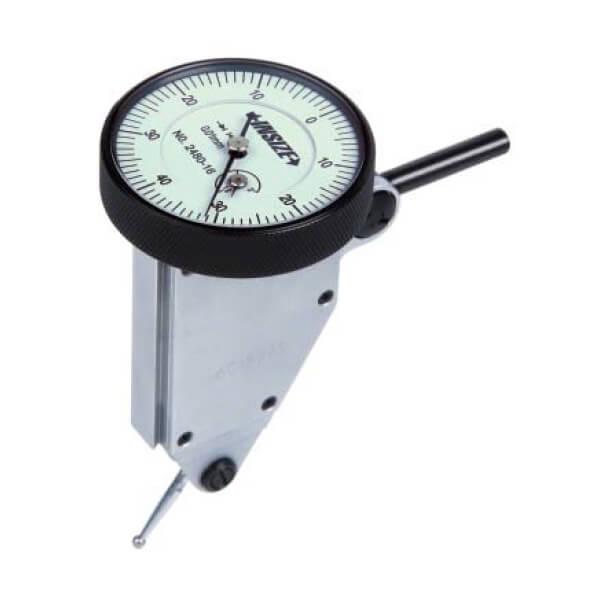 Đồng hồ so chân gập dải đo lớn Insize 2480-16